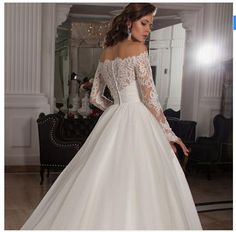 Wholesale Vestido De Noiva 2015 Romantic Off Shoulder Lace Wedding Dress Vintage Wedding Dresses Robe De Mariage Vestidos De Noiva, Free shipping, $272.26/Piece | DHgate Mobile