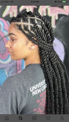 Braids Hairstyles Amazing Kinky Twist Hairstyles for. - African braids cornrows- Braids Hairstyles Amazing Kinky Twist Hairstyles for Black Women Braids Hairstyles Amazing Kinky Twist Hairstyles for Black Women - Natural Braided Hairstyles, Natural Braids, Twist Braid Hairstyles, Braided Hairstyles For Black Women, Braids For Black Women, African Braids Hairstyles, Braids For Black Hair, Twist Braids, Protective Hairstyles