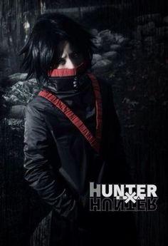 Feitan HunterXHunter  http://i.ntere.st/c/13330131