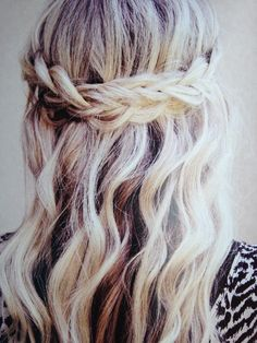 Crowning braid