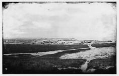 First-Parallel-Morris-Island-South-Carolina-Haas-Peale-Civil-War-Photograph-1863