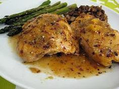 Delicious Recipe For Chicken Thighs in the Pressure Cooker