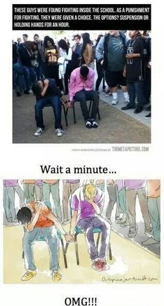 OMG the similarity!