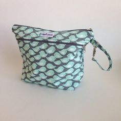 Diaper Clutch Nappy Bag Stow It All Flock par MaxwellDesigns