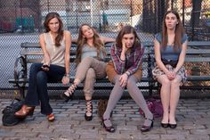 Girls and 'Girls'.