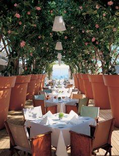Asia De Cuba at Mondrian Hotel in LA, love the hotel, restaurant and sky bar :)