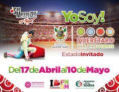 Feria Nacional de San Marcos #Aguascalientes