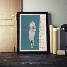 This work is titled Boogie, and is made in my workshop in Nørresundby, Denmark. Where I work with paper etc. creating collages and posters. You can buy it through society6.com, shipping worldwide. And in my Danish webshop on MANGT.dk. Follow my work on Instagram, Facebook and society6.com. Search for MANGT.