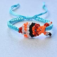 Love butterfly bow bracelets? In this article, I will show you how to make pink and blue nylon thread butterfly bow friendship bracelets. Hope you like the butterfly bow bracelets.