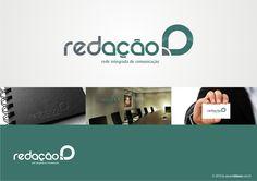 Logotipo Redação.