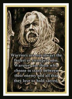 True Warriors