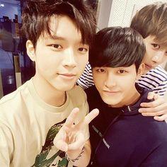 Woohyun, Hoya & Sungyeol