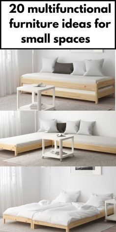 Stackable beds that doubles as daybed