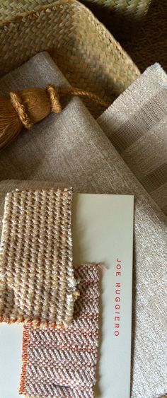 The color for spring is Wren. We like the soft shades of this natural textural look and the color sells well in all our patterns. @sunbrella @theMTCompany