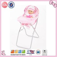 Comfortable hot sale luxury iron toy baby chair