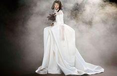 2018春夏婚紗系列報導:反傳統花嫁,Vera Wang 以型格設計重塑婚紗可能性 - The Femin