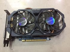 Original Gigabyte GTX750TI GTX750 2GB//1GB DDR5 128bit Video Gaming Graphics Card