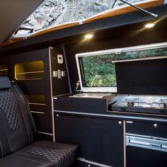 Minivan Camping, Truck Camping, Tent Camping, Build A Camper Van, Bus Camper, Van Conversion Shower, Defender Camper, Astro Van, Van Storage