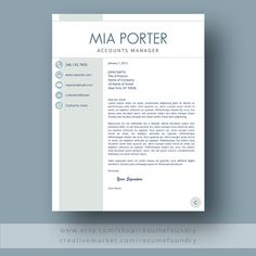 Porter Resume Gorgeous Use Coupon Beauty To Receive 50% Off An Amazing Resume Template .