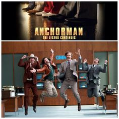 December 18, 2013. Anchorman 2: The Legend Continues hits theaters today, two days earlier than it's original date. #deepcor #anchorman #anchorman2 #thelegendcontinues #ronburgendy #humor #comedy #film #movies #hollywood #culture #media #willferrell