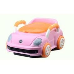 Potties & Trainer Seats - Orange & Pink baby potty training cute VW for sale in South Africa Toilet Training Seat, Potty Training Seats, Toddler Potty Training, Toddler Toilet, Baby Toilet, Potty Chairs For Boys, Vw For Sale, Potty Trainer, Baby Potty