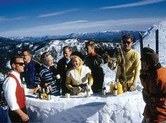 Slim Aarons Apres Ski