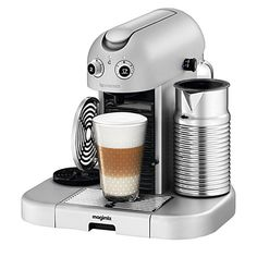 NESPRESSO Magimix Gran Maestria coffee machine, www.selfridges.com #wedding #weddingift #luxuryweddinggift #luxurygift #luxury