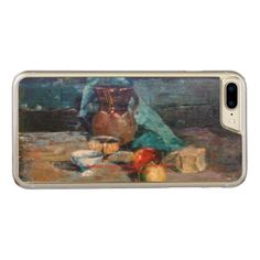 Bodegón to spatula/Natureza morta/Still life Carved iPhone 8 Plus/7 Plus Case - custom diy cyo personalize idea