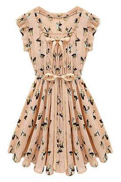 To find out about the Pink Sleeveless Belt Deer Print Chiffon Dress at SHEIN, part of our latest Dresses ready to shop online today! Pink Chiffon Dress, Print Chiffon, Pink Dress, Floral Chiffon, Chiffon Shirt, Ruffle Dress, Day Dresses, Casual Dresses, Summer Dresses