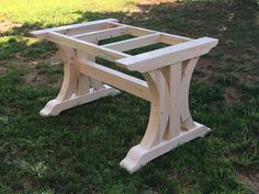 Farm Table Legs, Diy Table Legs, Rustic Farm Table, Build A Farmhouse Table, Wood Table Legs, Reclaimed Wood Dining Table, Bench Legs, Dining Table Legs, Dining Table In Kitchen