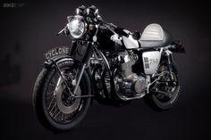Honda CB750 by Steve 'Carpy' Carpenter