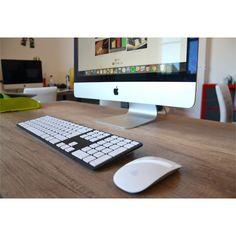 BleuJour réinvente le clavier étendu d'Apple | MacGeneration