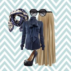 """""""hijab outfit - skirt"""" by reyhan2030 on Polyvore"""