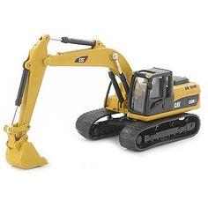 1/87 CAT 320D L Hydraulic Excavator $24.99
