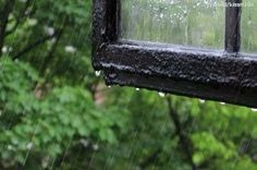 the sound of rain drops Stop The Rain, I Love Rain, Rainy Night, Rainy Days, Cozy Rainy Day, Rainy Sunday, Paul Jean Toulet, Ragnor Fell, Wuthering Heights