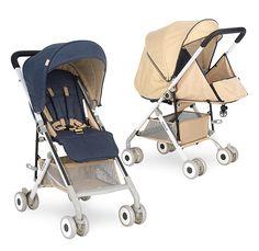Amelis supersix forward and backward stroller