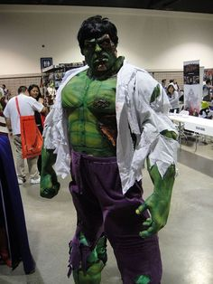 12 diy costumes that are better than store bought ones baby hulkhulk halloween