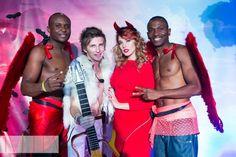 Ангельски красивые женщины и дьявольски сексуальные мужчины на фестивале Best Woman #BestWoman #фестиваль #Киев #Украина #события #женскийфестиваль