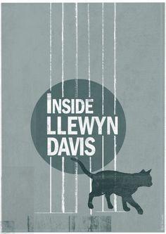 Inside Llewyn Davis by Ben Mcleod Fuck Yeah Movie Posters!