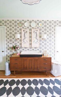 nursery credenza - Home Decorating Trends - Homedit