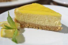 Cheesse cake de limon