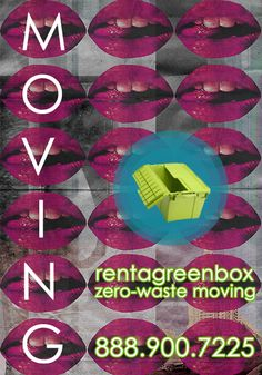 Rent A Green Box- Haute Moving