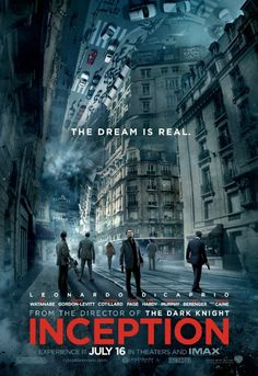 Inception IMDb: Cool Movie Posters - a list by balive-170-76790