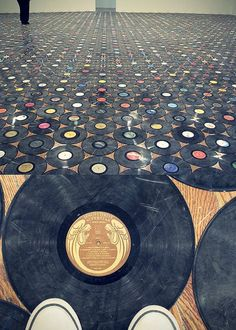 63 Best Repurposing records images in 2017 | Record crafts