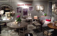 William Yeoward collected...at Jonathan Charles Fine Furniture