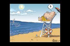 Student Loan Debt via Monitor Political Cartoons