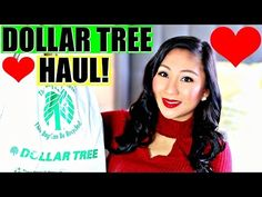 DOLLAR TREE HAUL! | Valentine's Day Gift Ideas + DIY Goodie Bags! - YouTube