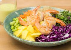 Pineapple Shrimp Buddha Bowl from @Jewel-Osco