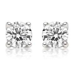 d8b8fdaeec2 8 Best Fine Diamond Earrings images in 2019