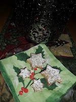 Sabines und Anjas Hobbyeck: Wir backen weiter.... Tree Skirts, Christmas Tree, Holiday Decor, Home Decor, Hobbies, Weihnachten, Baking, Teal Christmas Tree, Holiday Tree
